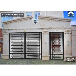 درب فلزی مدرن کد M1007