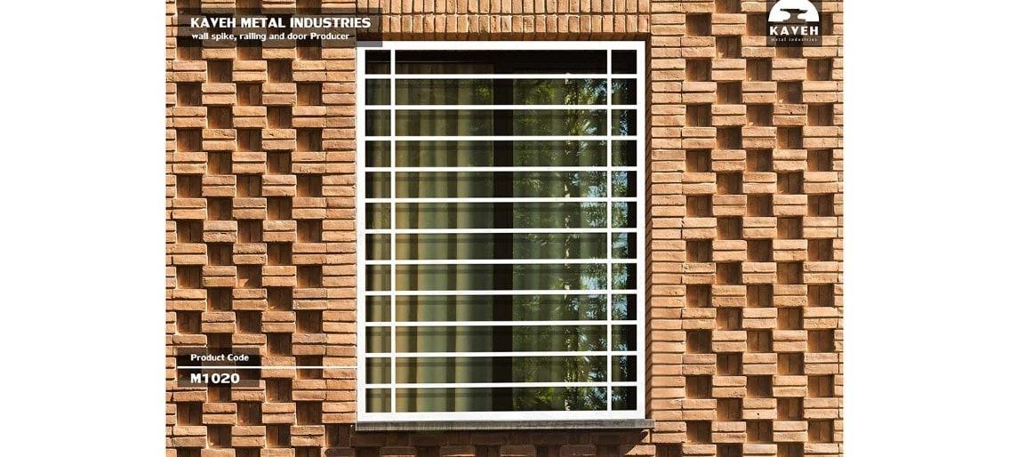 حفاظ پنجره و بالکن مدرن کد M1020