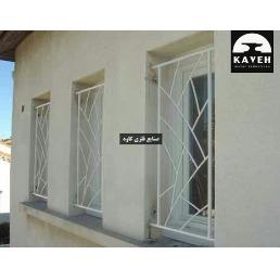 حفاظ پنجره و بالکن لوکس مدل 24124