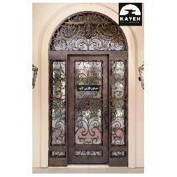 درب فلزی لوکس 54541