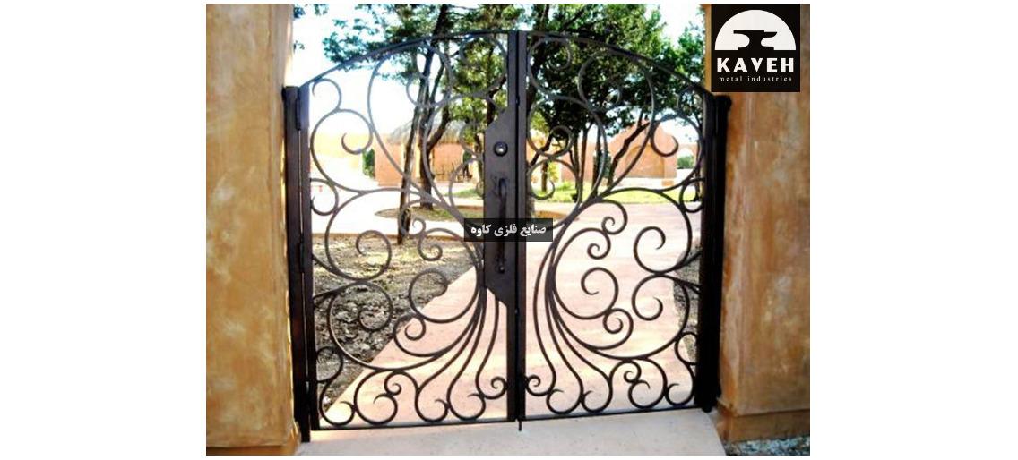 درب فلزی لوکس 54528