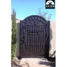 درب فلزی لوکس 54518