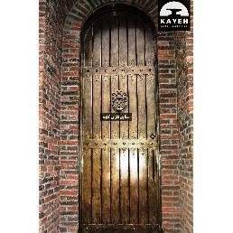 درب فلزی لوکس 54624