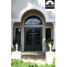 درب فلزی لوکس 54457