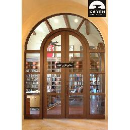 درب فلزی لوکس 54615