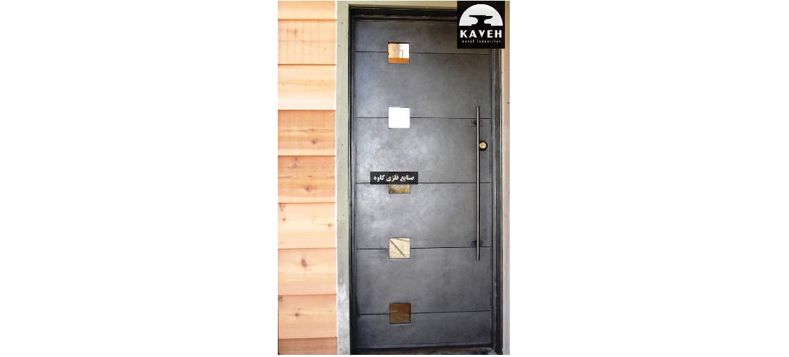 درب فلزی لوکس 54492