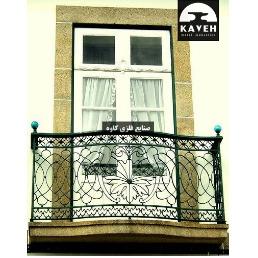 حفاظ پنجره و بالکن لوکس مدل 24101