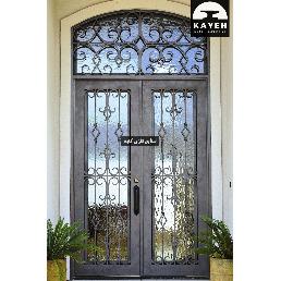 درب فلزی لوکس 54464