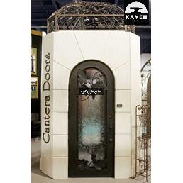 درب فلزی لوکس 54493