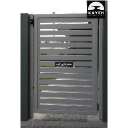 درب فلزی مدرن  مدل 5252