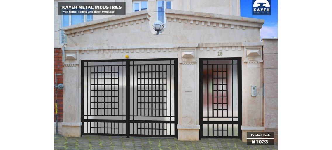 حفاظ پنجره و بالکن فرفورژه کد F1016