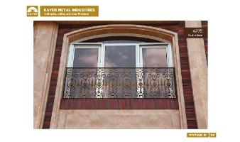 حفاظ پنجره و بالکن فرفورژه
