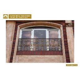 حفاظ پنجره و بالکن فرفورژه کد F1038