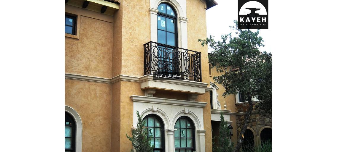 حفاظ پنجره و بالکن لوکس مدل 24142