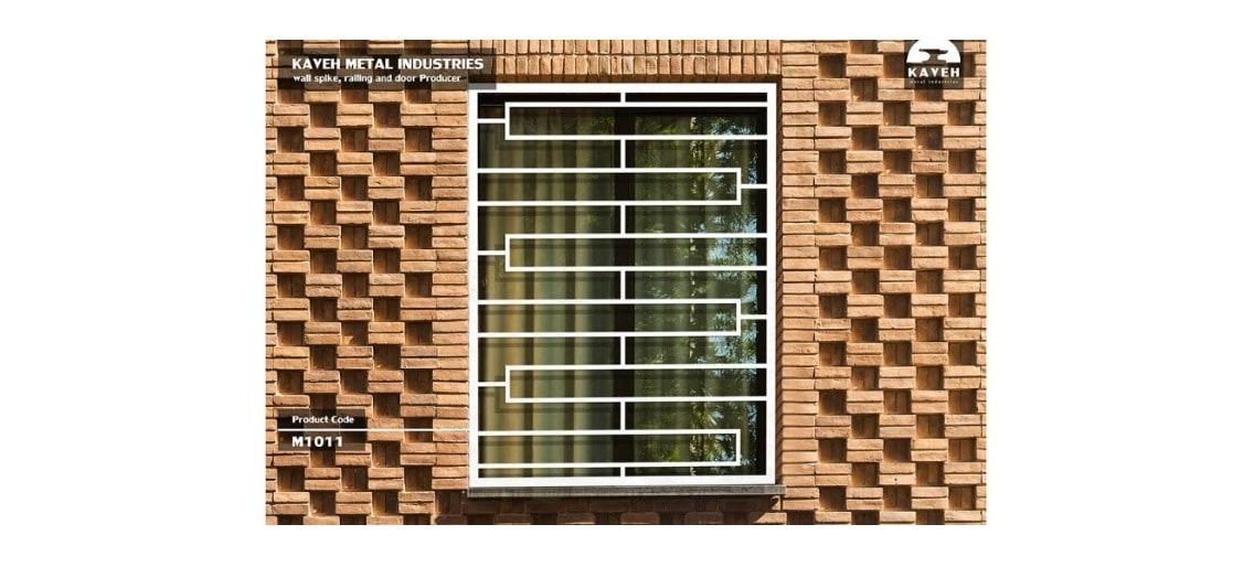 حفاظ پنجره و بالکن مدرن کد M1011