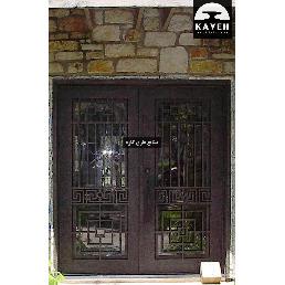 درب فلزی لوکس 54538